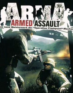 ArmA: Armed Assault - Gold